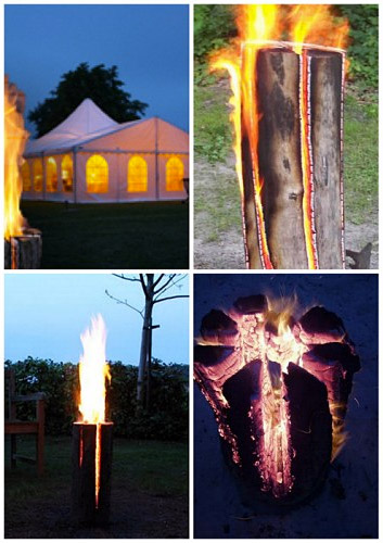 Swedish Fire Torch