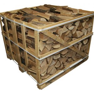 Ash and Birch Half Crate