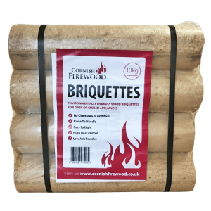 Briquettes & Heat Logs