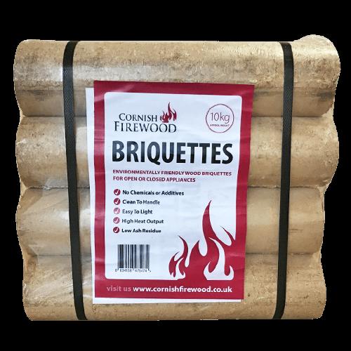 Hardwood Briquettes