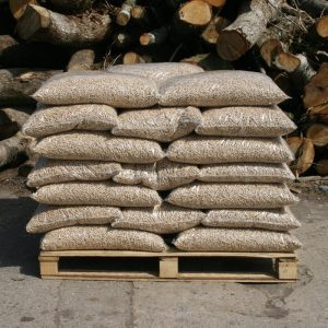 Wood Pellets - Half Tonne
