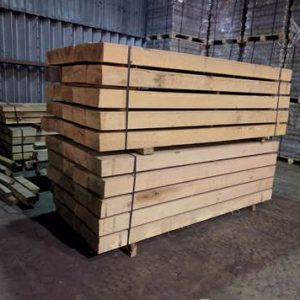 Oak Sleepers & Planks