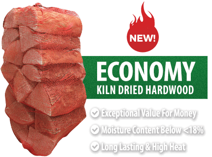 Economy Kiln Dried Hardwood