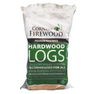 Oak Hardwood Logs in Poly Bag