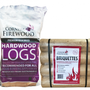 Birch & Hardwood Briquettes Bundle