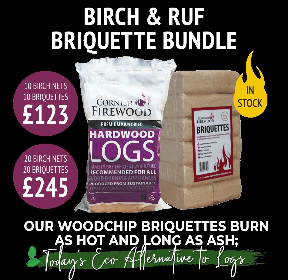 RUF Briquette Bundle